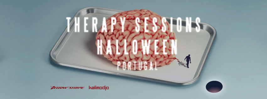 Image of THERAPY SESSIONS HALLOWEEN PORTUGAL